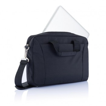 "PVC vrije 15,4"" exhibition laptop tas"