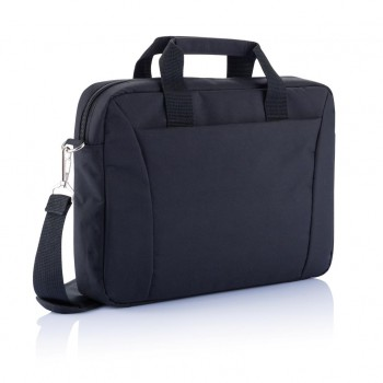 "PVC vrije 15,4"" exhibition laptop tas"