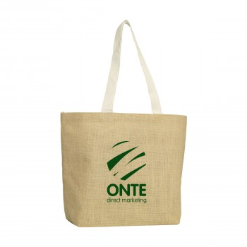Elegance Bag jute shopper
