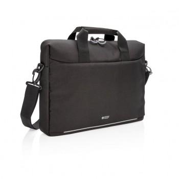 Swiss Peak RFID laptop tas PVC-vrij
