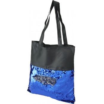 Mermaid draagtas met pailletten