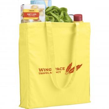 Colour Square Bag (160 g/m²) katoenen tas