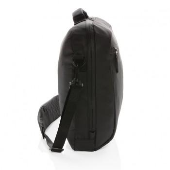 Fashion black PVC vrije 15.6